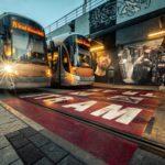 Photowalk Métro Bruxelles Tram De Wand