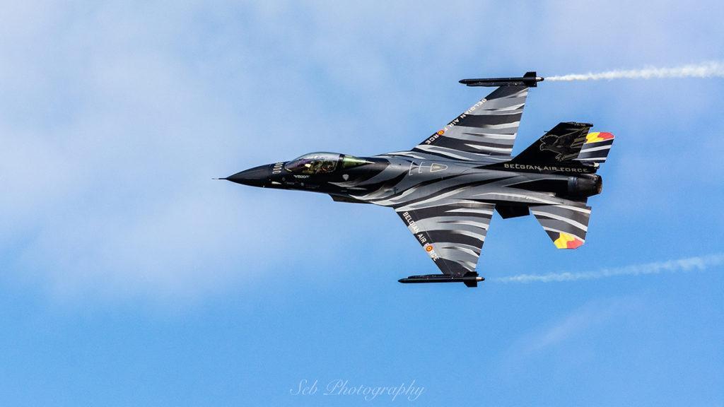 F16-Vador-Force aerienne Belge