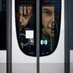 Photowalk Métro Bruxelles De Wand- tram- STIB-