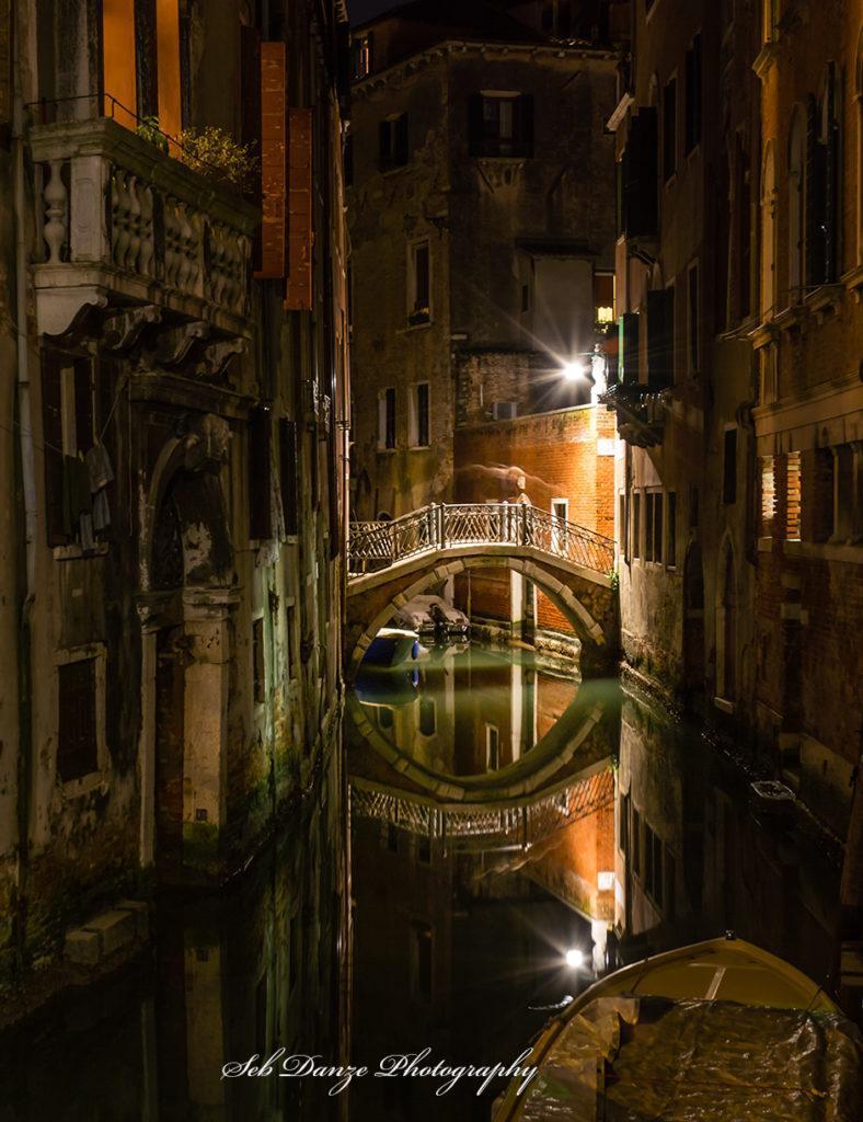 Venise Ambiance nuit