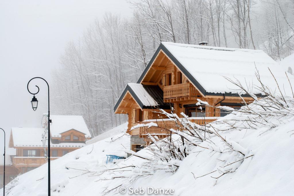 Photographier la neige bien exposée
