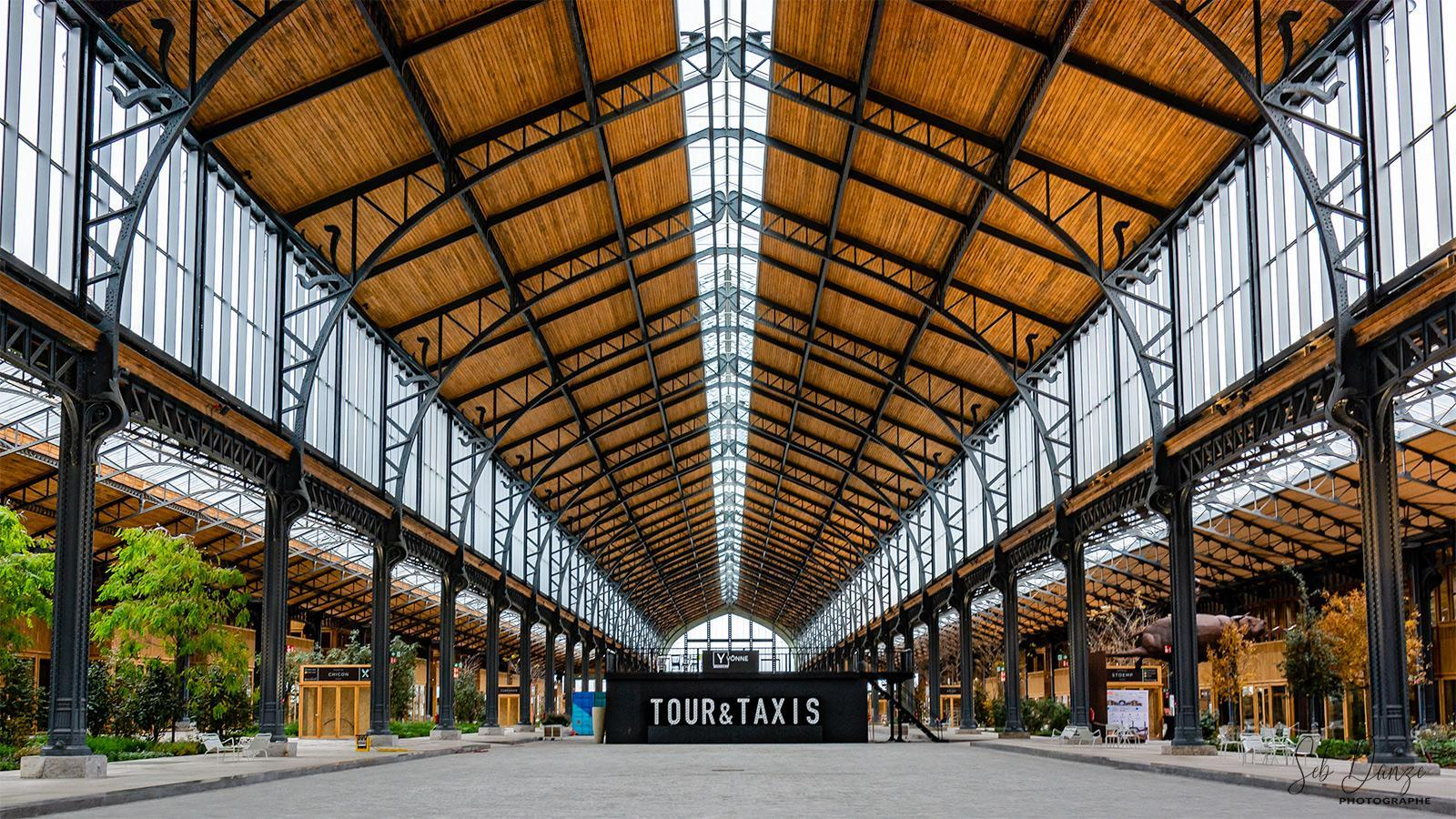 Photowalk Tour Taxis Architecture